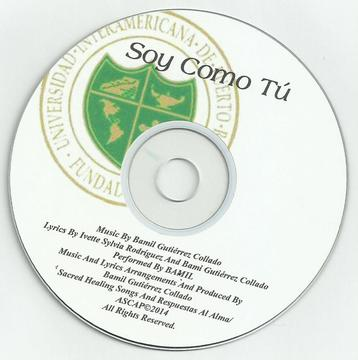 Soy Como Tu, by Bamil on OurStage