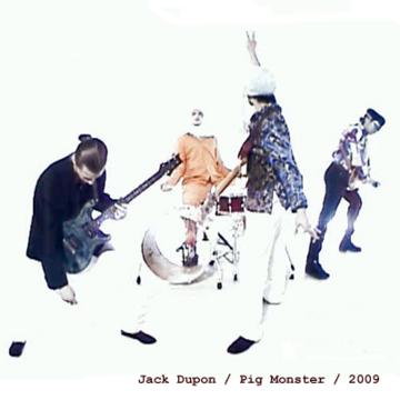Pig Monster, by Jack Dupon on OurStage