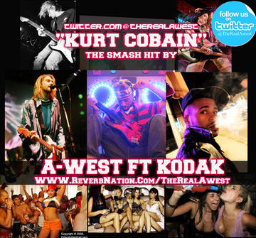 Kurt Cobain, by A-west on OurStage