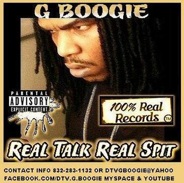 LET IT BE KNOWN, by DTV G BOOGIE on OurStage