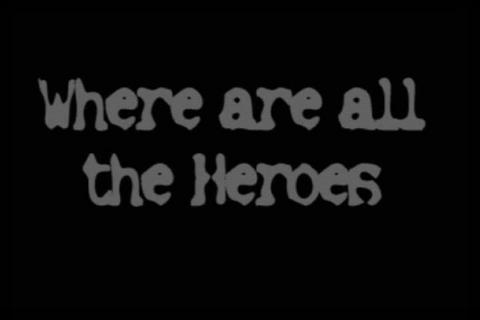 Where Are The Heroes (2009), by Scott Place on OurStage