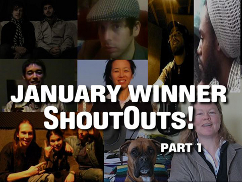january winner shoutouts: volume I, by ThangMaker on OurStage