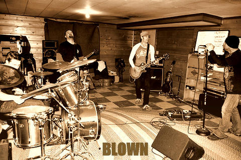 Hit'em Hard!, by Blown!music on OurStage