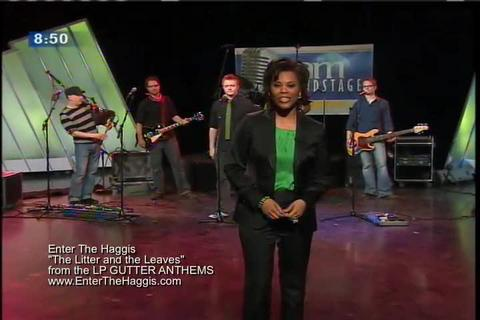 Enter the Haggis - Litter & Leaves Live on CTV, by Enter the Haggis on OurStage