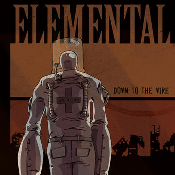 Low Blue Flame, by Elemental on OurStage