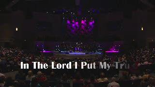 In The Lord I Put My Trust, by Dana Harding on OurStage