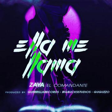 """Ella Me Llama, by Zaya """"El Comandante"""" on OurStage"""