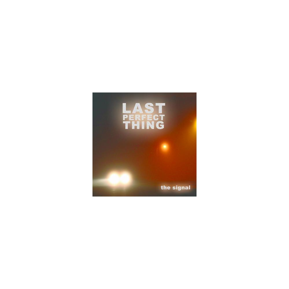 Dark Blue, by Last Perfect Thing on OurStage