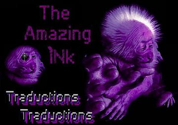 Je vois à travers toute l'obscurité de cette existence trop bien, by The Amazing iNk on OurStage