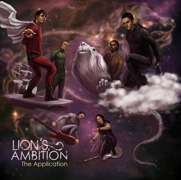 Every time I wake up, by Lions Ambition on OurStage