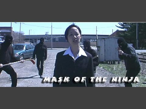 Mask of the Ninja, by Midnight Chimes on OurStage