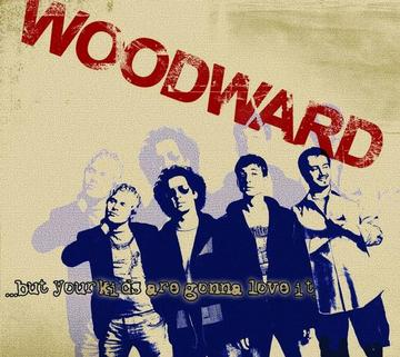 All Over (Washed Out), by Woodward on OurStage