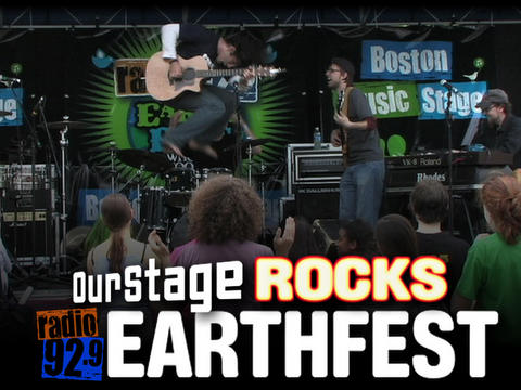 OurStage Artists Play 92.9 Earthfest, by OurStage Productions on OurStage
