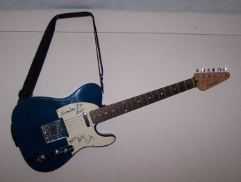 Blue Guitar, by Dale Denker on OurStage