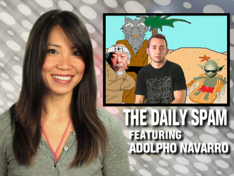 the daily spam: featuring adolpho, by ThangMaker on OurStage