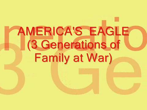 America's Eagle, by Steve Dafoe-SongWriter on OurStage