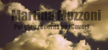 Put your records on COVER, by Martina Mozzoni on OurStage
