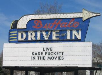 I'm  in the Movies, by Kade Puckett on OurStage
