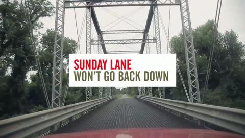 Won't Go Back Down, by Sunday Lane on OurStage