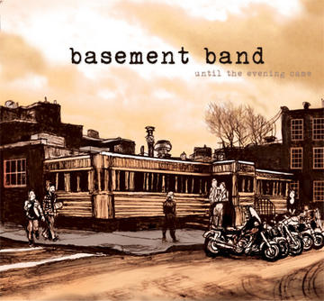 nine days, by basement band on OurStage