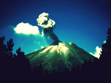 Active Volcano pt2, by Gelgitler on OurStage