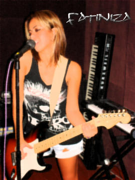Fatiniza at El Malecon Dubai, by Fatiniza on OurStage
