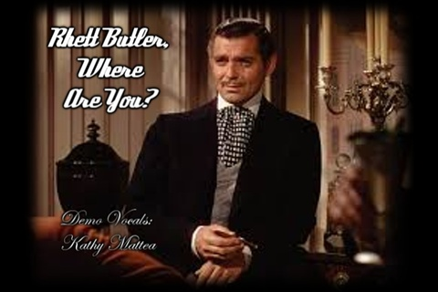 Rhett Butler Where Are You?, by JD Richards on OurStage