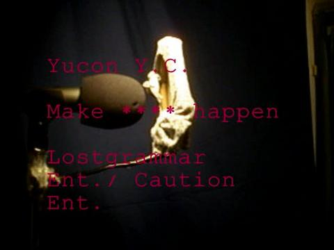 "Make **** Happen - Single off the ""New Beginning"" Album, by Yucon on OurStage"