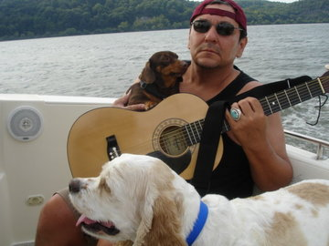 Listen to the fallin' rain, by Ed Luna on OurStage