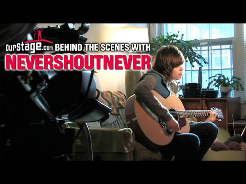 NeverShoutNever! Behind the Scenes, by OurStage Productions on OurStage