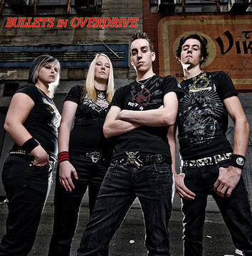 Hard To Breathe, by Bullets In Overdrive on OurStage
