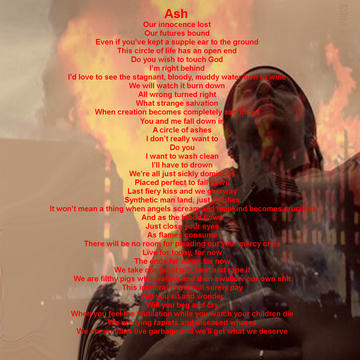 Ash, by The Abuse of Anna on OurStage