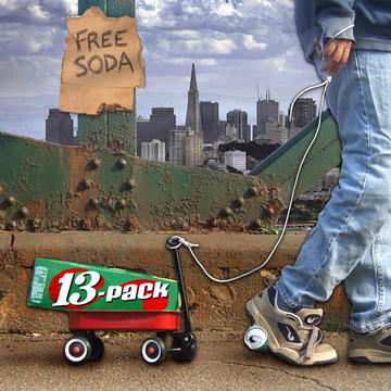 Stung by a Bee, by Free Soda on OurStage