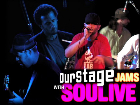 The Press Project Opens for Soulive, by ThangMaker on OurStage