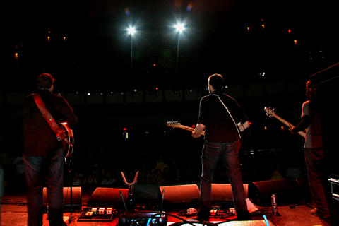 """""""Uptown"""" - live @ Duke University 3.31.09, by Cobalt & the Hired Guns on OurStage"""