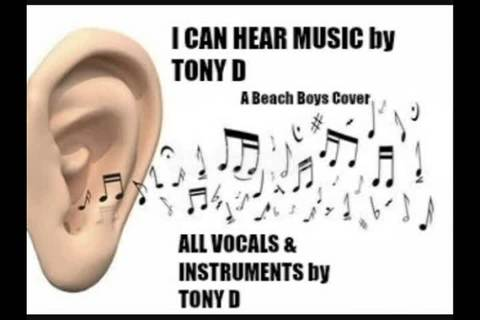 (The Video) I Can Hear Music by Tony D, by TONY D  on OurStage