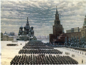 The Cold war Battle March, by Kostia Naimark on OurStage