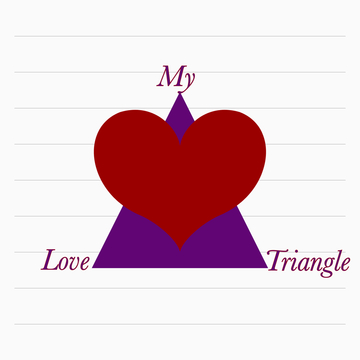 Love Triangle, by BookieDaGreat on OurStage