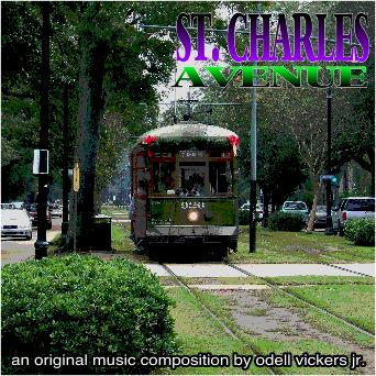 St. Charles Ave., by Odell on OurStage