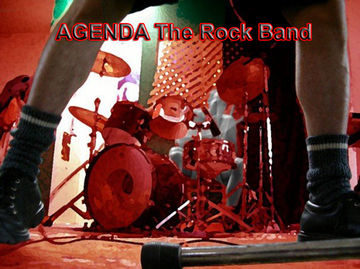 Let's Wish To Hell , by AGENDA The Rock Band on OurStage