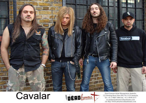 Rush Video Clip, by Cavalar on OurStage