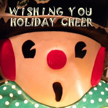 Wishing You Holiday Cheer, by Joanne Carole on OurStage