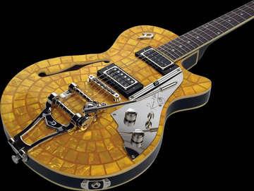 Mystikal Guitar, by Al David on OurStage