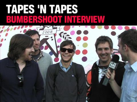 Tapes 'N Tapes Interview, by OurStage Productions on OurStage