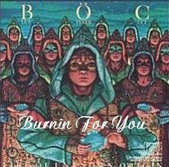 Burnin For You (BOC), by THE ROCKMACHINE on OurStage