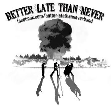 Alone On A Train, by Better Late Than Never on OurStage