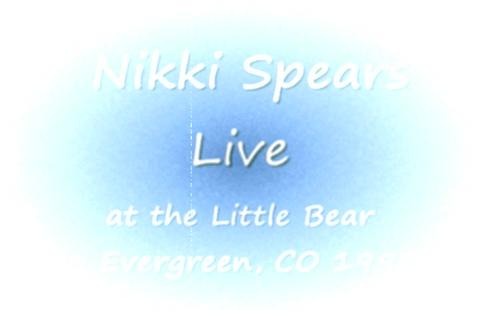 All My Life, by Nikki Spears on OurStage