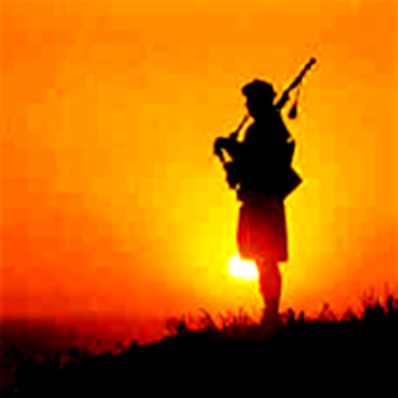 The Piper's Last Stand, by Tim McGowan on OurStage