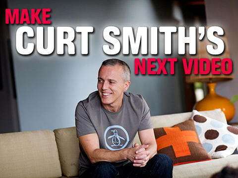 Make Curt Smith's Video: Win $1,000!, by ThangMaker on OurStage