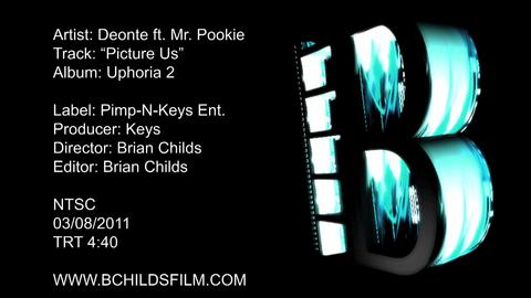 Picture Us OFFICIAL VIDEO, by Deonte featuring Mr Pookie on OurStage